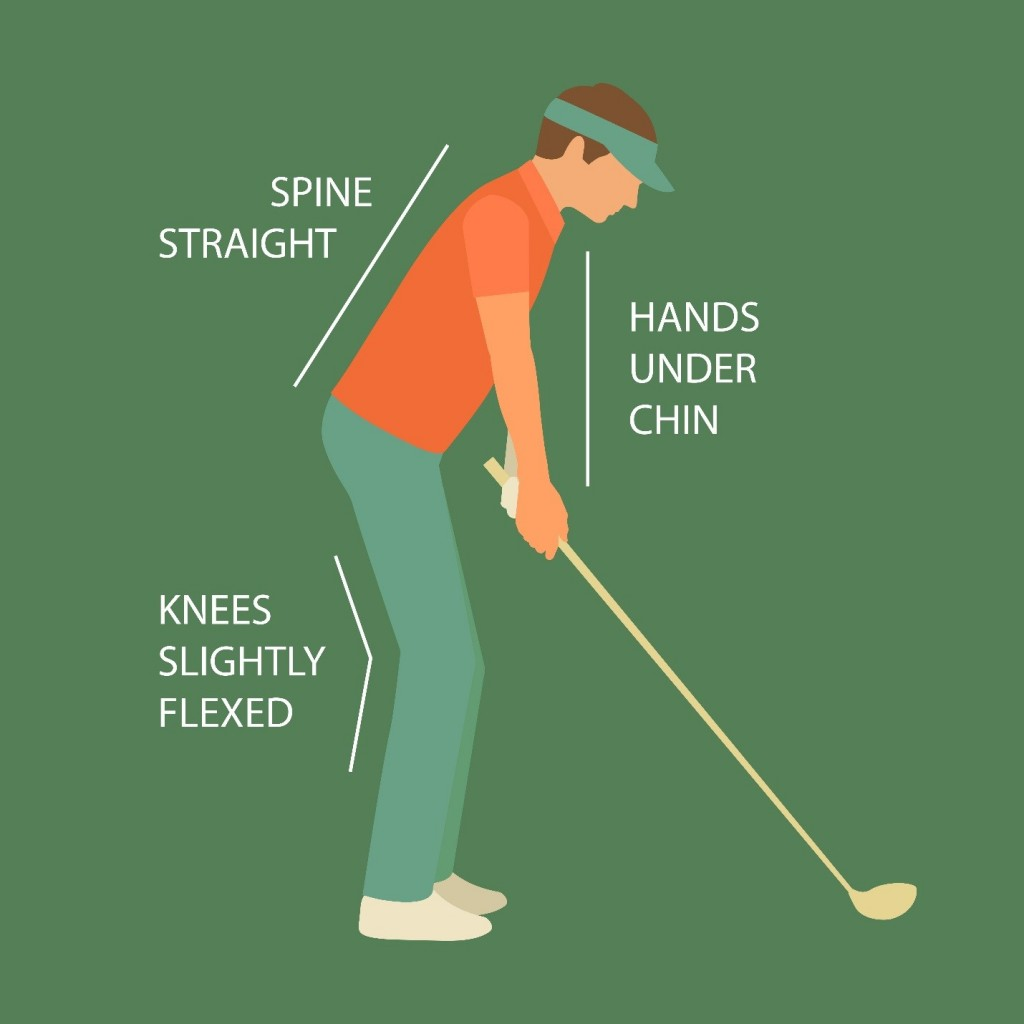 Develop your Golf Swing