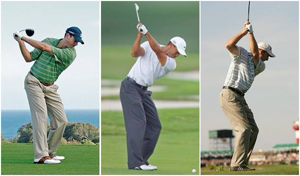 Basic Types of Swings
