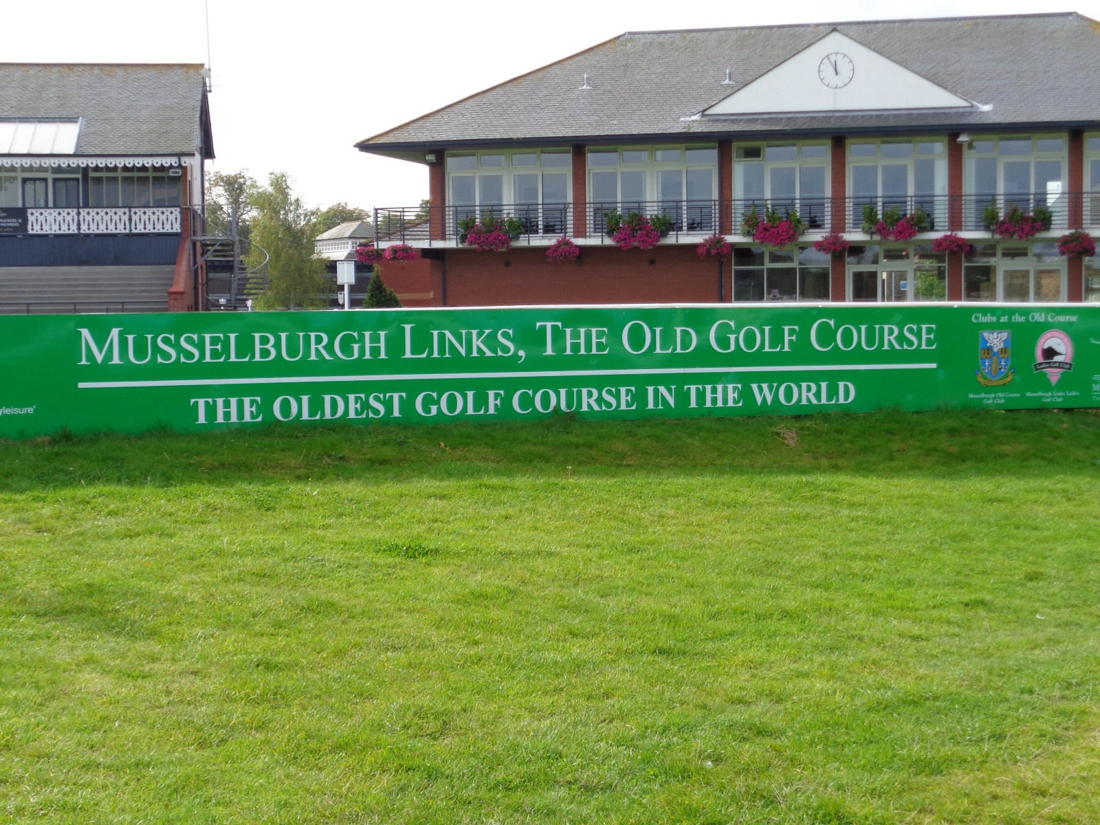 1672 Musselburgh Old Course