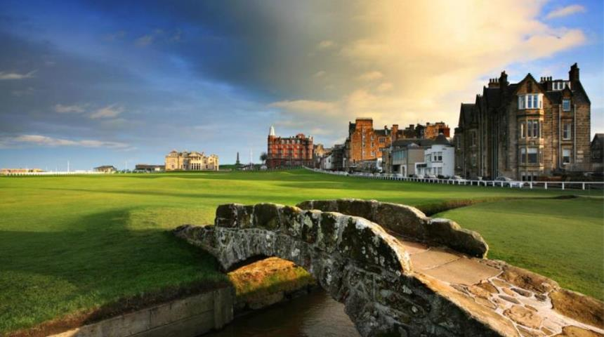 1552 St Andrews Old Course